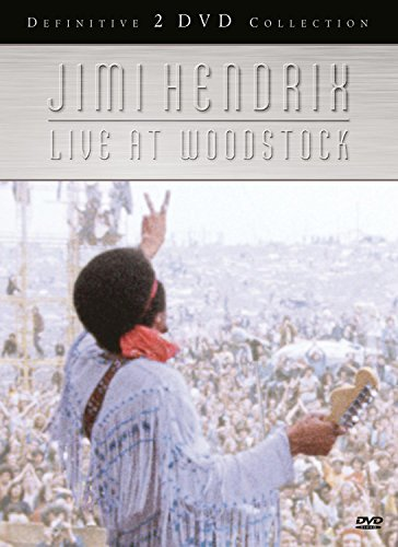 DVD : Jimi Hendrix - Live At Woodstock (Digipack Packaging, 2 Disc)