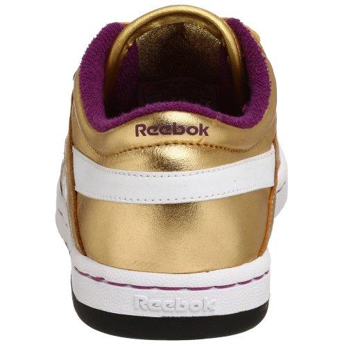 Reebok Zapatillas Deportivas Courtee Rbk Oro / Violeta EU 42.5 (US 11)