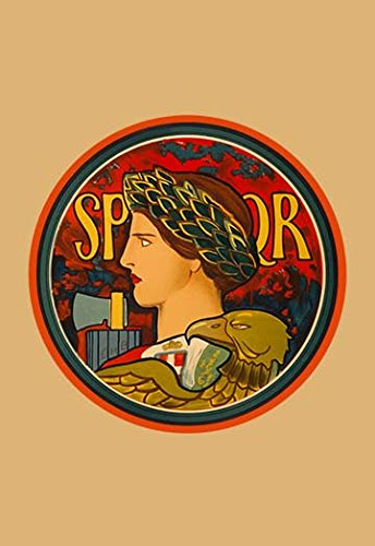 - Buyenlarge 'SPQR-Emblem of Italy' Paper Poster, 20 by 30-Inch