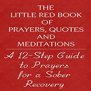 The Little Red Book of Prayers, Quotes and Meditations Audiobook