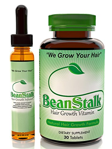 Amazon.com : Beanstalk Hair Loss Vitamins Fast Regrowth With Just ...