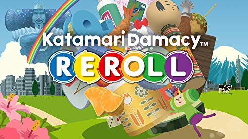 Katamari Damacy REROLL - Nintendo Switch [Digital Code]