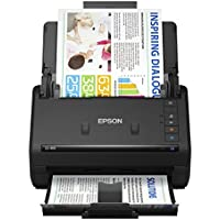 Epson WorkForce ES-400 Color Duplex Document Scanner for PC and Mac (compare w/ Fujitsu iX500), Auto Document Feeder (ADF)