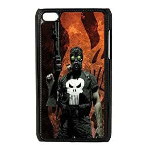 Punisher Comic iPod Touch 4 Case Black gife pp001_9301229
