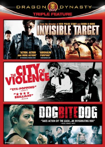 - Dragon Dynasty Triple Feature - Volume 1 (Invisible Target/City of Violence/Dog Bite Dog)