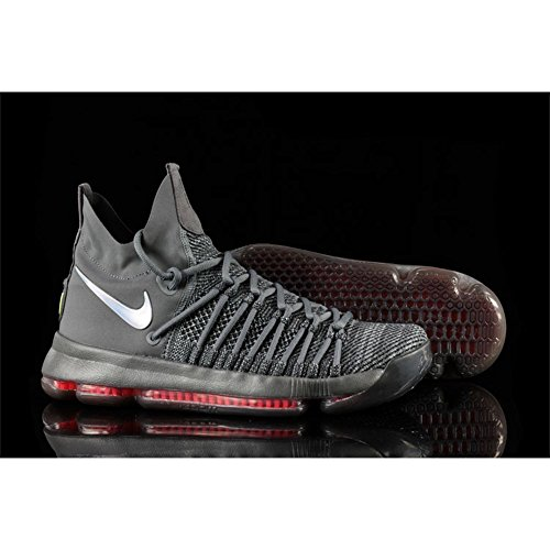 Nike Zoom KD9 Elite TS Size 9 Dark Grey 909139-013