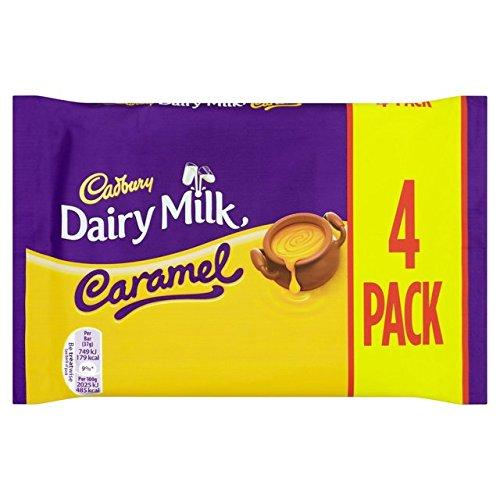 Cadbury Dairy Milk Caramel 154G