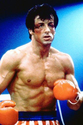 Sylvester Stallone Poster Rocky Balboa