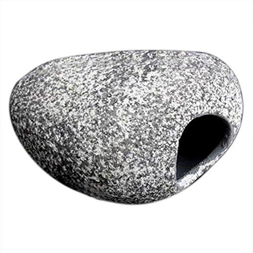 Forfar Acuario Cichlid piedra Cichlid piedra cerámica Rock Cave Aquarium Fish _ _ _ _ _ _ _ _ _ _ tanque estanque Ornamento...