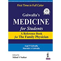 Golwalla's Medicine for Students (A Reference Book for the Family Physician)