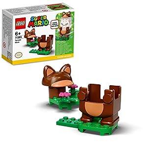 LEGOSuperMarioMarioTanuki-PowerUpPack,Espansione,CostumeperGirareeCalpestareiNemici,Giocattolo,71385 LEGO