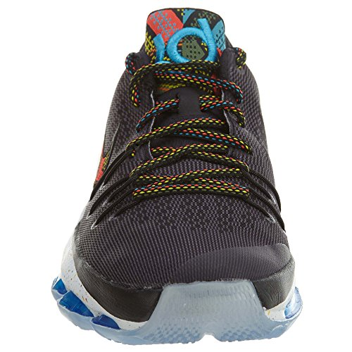 Nike niños Kd Historia Gs Mes 2016 zapatos 366 40 0Mbig Kid Sport Trainer Black