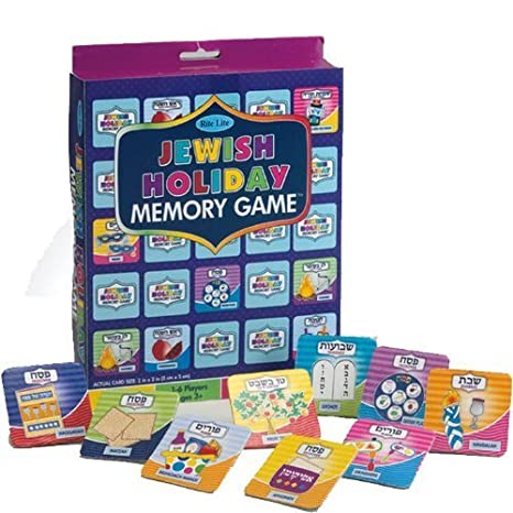 Alone! jewish toys and games have thought