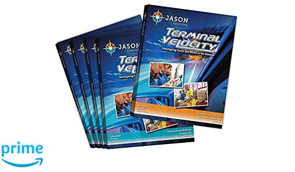 Amazon.com: JASON Learning Terminal Velocity - Forces & Motion ...