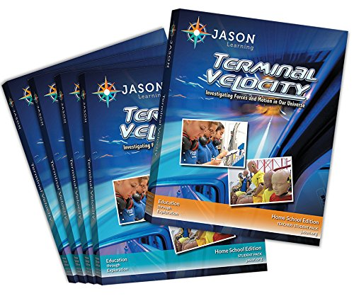 JASON Learning Terminal Velocity – Forces & Motion – Home School Family Pack