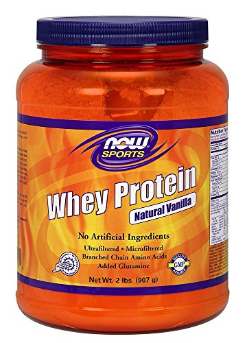 NOW Foods Protein Natural Vanilla