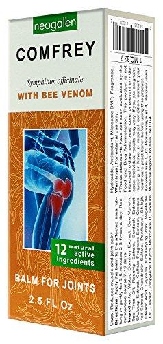Balm with Comfrey Extract and Bee Venom 75ml/2.5 Fl Oz