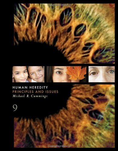 Human Heredity: Principles and Issues (Available Titles CourseMate)