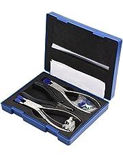 Winnfy Bril Tang Kit Brillen Tempel Tips Mouw Retainer Brillen Reparatie Set Randloze Demontage Bril Frames Optische Gereedschap Kit