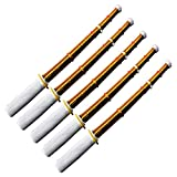 Set of 5 Kendo Sticks for WWE Wrestling Action Figures