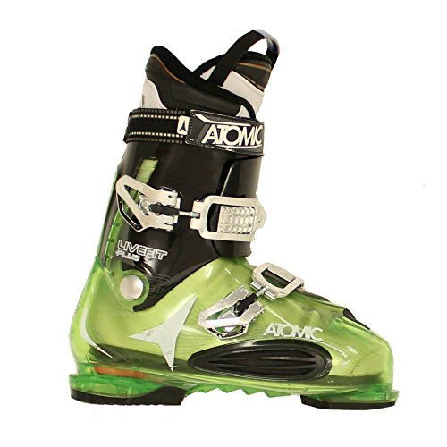 Used 2015 Atomic LiveFit Plus Mens Ski Boots Size Choices Comfortable - (Atomic Alpine Ski Boots)
