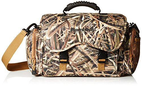 Flambeau Outdoors 6005SGB Floating Blind Bag, Mossy Oak Shadow Grass Blades