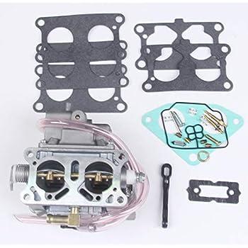 Image of Carburetors New Carburetor With Carb Repair Kit for Kawasaki Mule 3000 3020 3010 2001-2008 Replace # 15003-2766