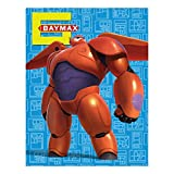 Disney Big Hero 6 Red Armor Microraschel Throw, 46 by 60-Inch