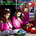 Kids Smart Watch Phone GPS Tracker for 3-14 Year Girls Boys Touch 2 Way Call Screen Fitness Tracker with Camera Anti-Lost SOS Game Electronic Learning Toy for Holiday Outdoor Birthday Gifts