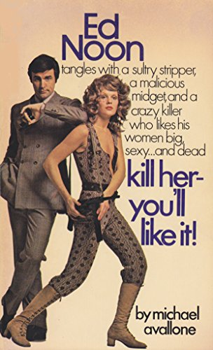 book cover of Kill Her - You\'ll Like it