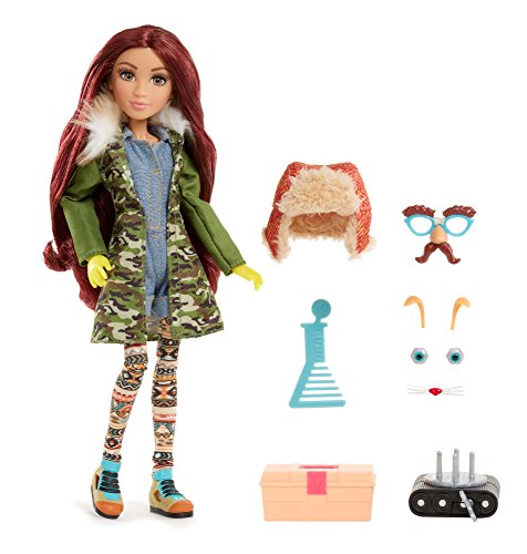 Project Mc2 Experiment with Doll - Camryn's Wind-Up Robot ()