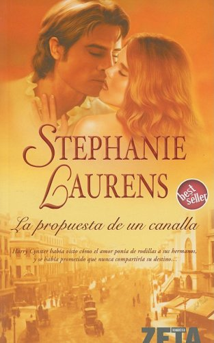 Download Propuesta de un canalla, La (Bolsillo Zeta Romantica) (Spanish Edition) PDF