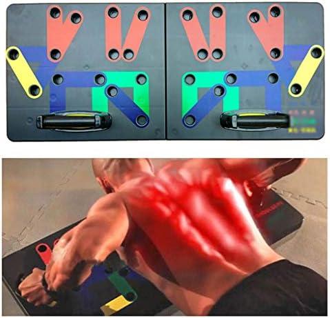 プッシュアップバー プッシュアップブラケット、14-IN-1プッシュアップ基板、プッシュアップ筋力トレーニングシステム、ポータブルマルチファンクション体トレーニングボード
