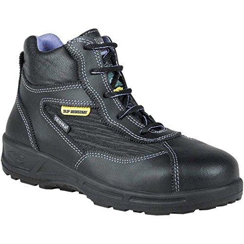 76540 Cofra CD0 PR Safety Black Brigitte 8 Boots SD D08 ppqxdgr