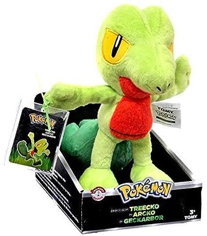 Amazon Pokemon Trainers Choice Series 2 8 Inch Plush Treecko By