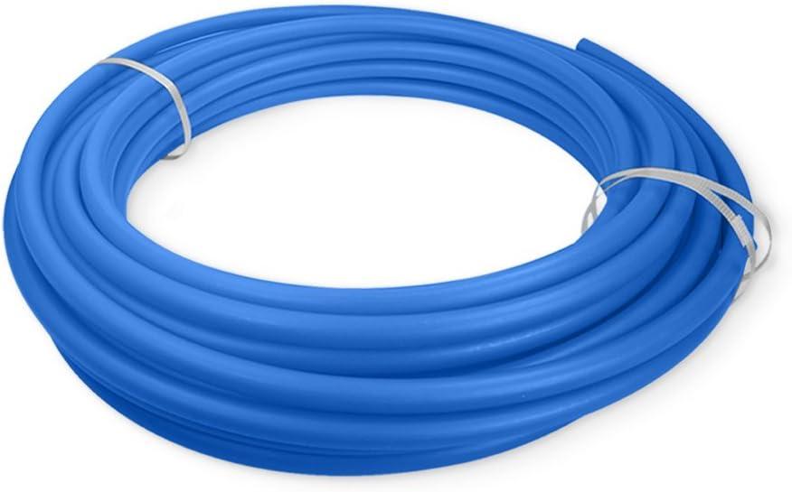 """SUPPLY GIANT QGX-C3500 Potable Water Pex tubing, 1"""" X 300', Blue"""