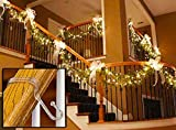 (8)pc Banister Garland Grabbers by Garland Grabbers