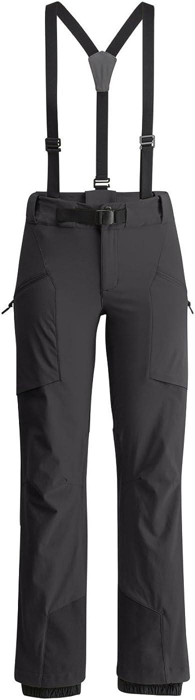Black Diamond Womens Dawn Patrol Pant Smoke XL