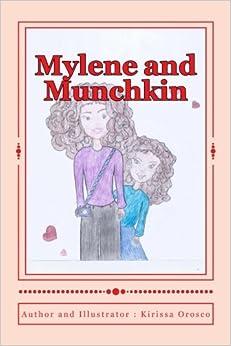 Mylene and Munchkin