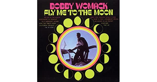 Amazon.com: Fly Me To The Moon: Bobby Womack: MP3 Downloads