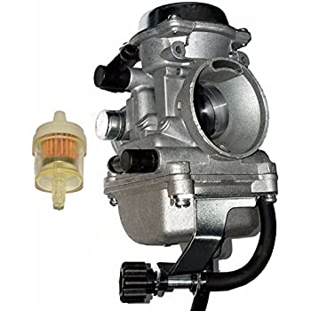 Amazon Replacement Carburetor For 1986 2004 Kawasaki Bayou 300