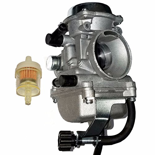 (ZOOM ZOOM PARTS Carburetor for KAWASAKI KLF 300 KLF300 1986-1995 1996-2005 BAYOU Carby Carb ATV FREE FEDEX 2 DAY SHIPPING)