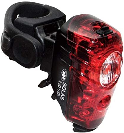 Niterider Solas 250 Rear Light: Black: Amazon.es: Deportes y aire libre