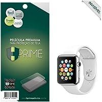 Pelicula Invisivel para Apple Watch 42 mm - Series 1/2/3, HPrime, Película Protetora de Tela para Celular, Transparente