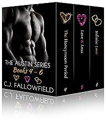The Austin Series Box Set (Books 4-6)