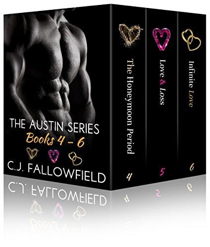 The Austin Series Box Set (Books 4-6) (English Edition)