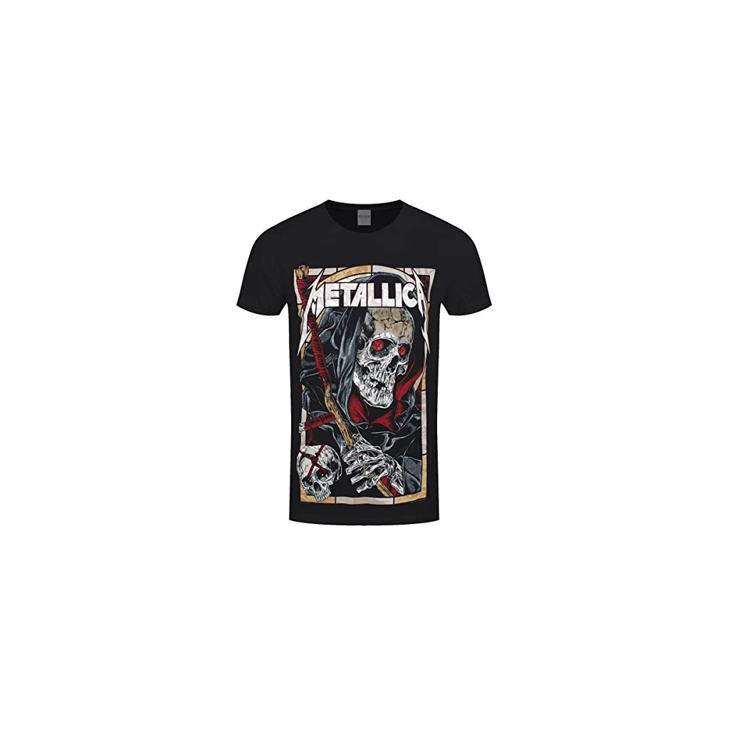 Metallica Death Reaper Camiseta