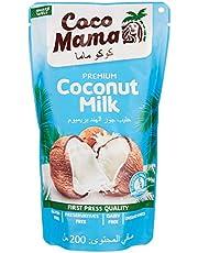 Coco Mama Premium Coconut Milk, 200 ml