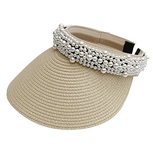 hositor Trucker Hat, Women Man Embroidered Flower Denim Cap Fashion Baseball Cap Topee