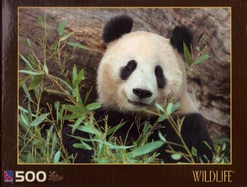 Great Panda 500 Piece Puzzle (Wildlife) by Sure-Lox